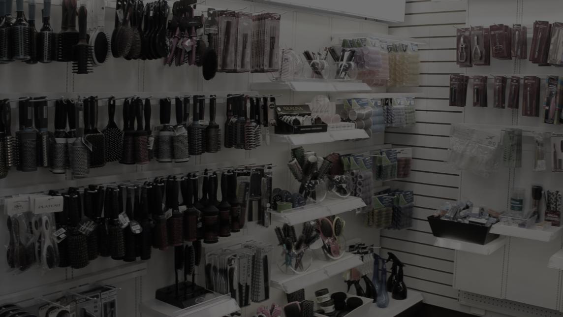 boutique d'accessoires pour cheveux