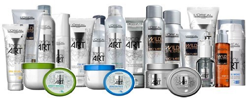 techniart-loreal-professionnel
